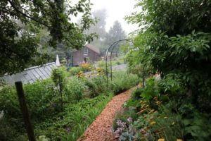 Obok, rastlinjak in vrtnarska hiša