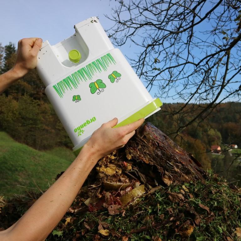 Kompostiranje bokashi organico