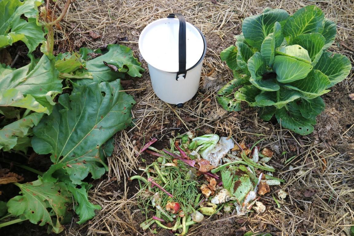 Bokashi kompostiranje za lenuhe
