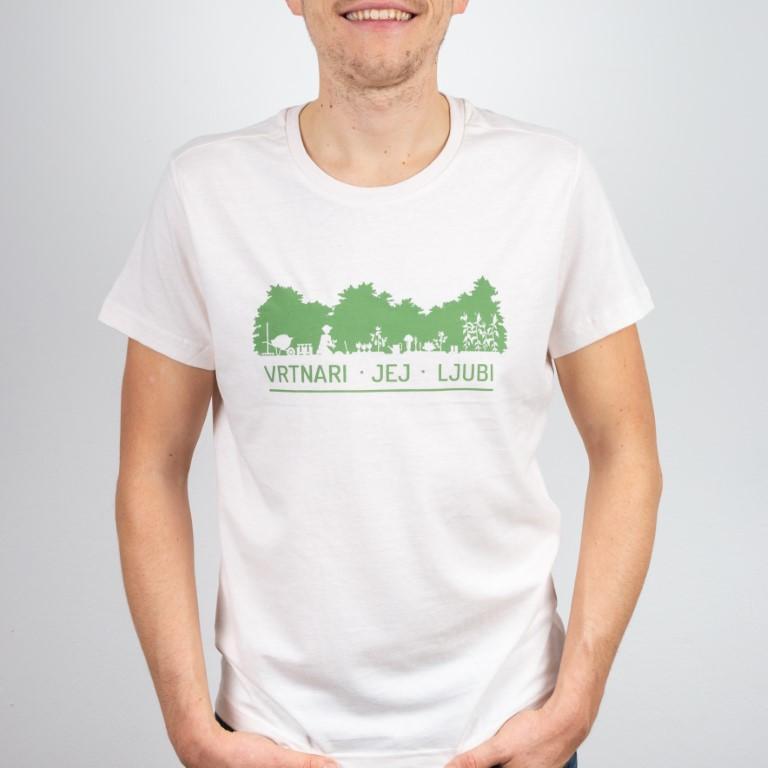 Moška majica Vrt Obilja