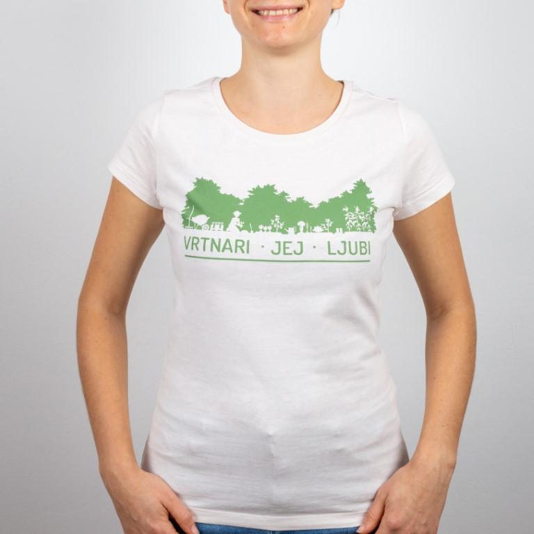 Ženska majica Vrt Obilja