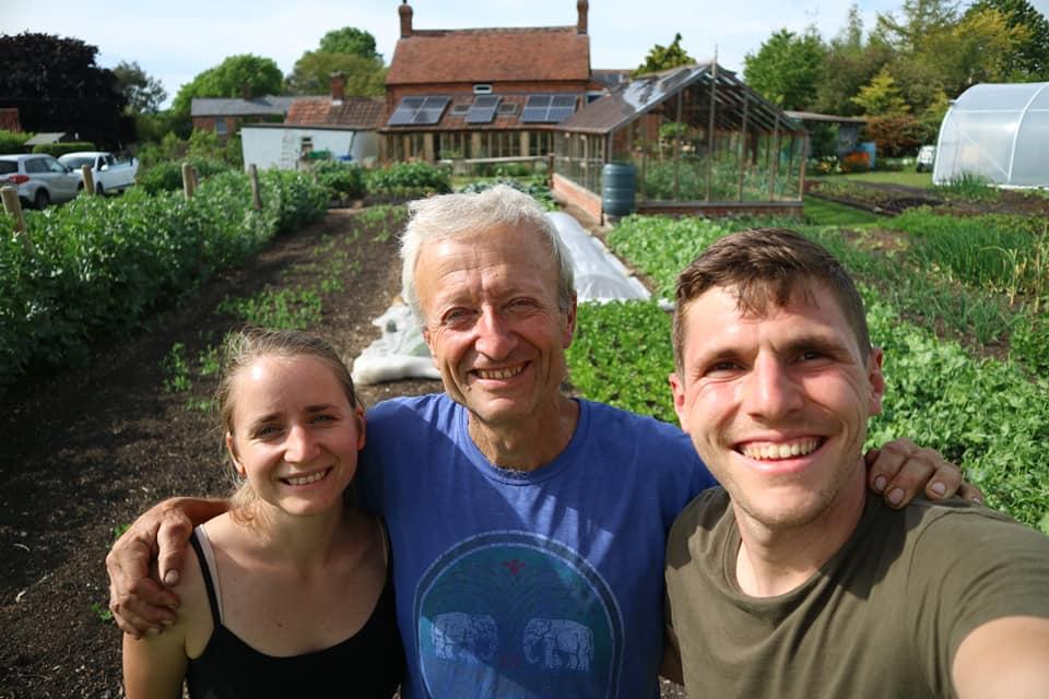 Charles dowding, Robert Špiler in Tjaša Štruc Vrt Obilja