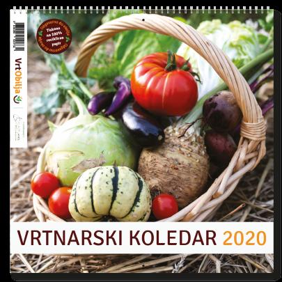 Vrtnarski koledar 2020 Vrt Obilja Small