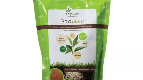 Organsko gnojilo Big Plant