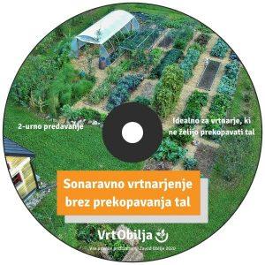 2-urno predavanje Vrtnarjenje brez prekopavanja tal