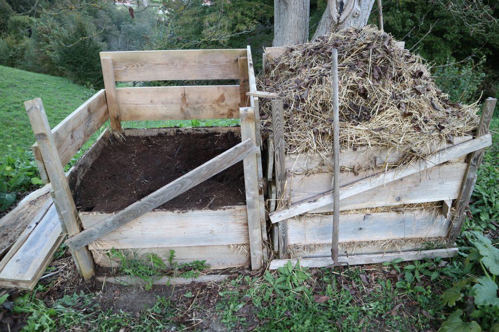 Vroče-hladno kompostiranje