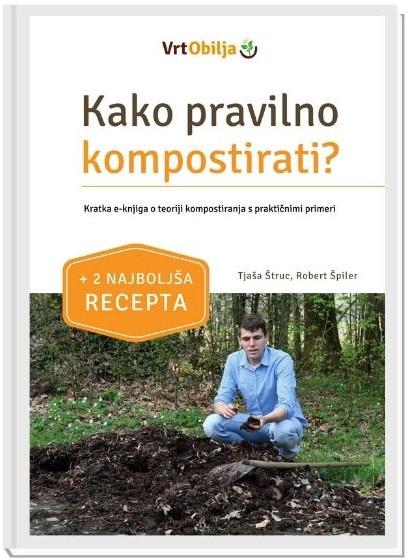 Kako pravilno kompostirati? - E-knjiga