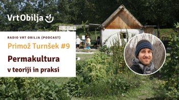 Primož Turnšek #9 - Permakultura v teoriji in praksi