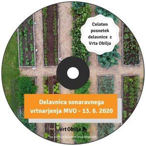 Delavnica sonaravnega vrtnarjenja MVO 13. 6. 2020