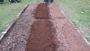 Širitev vrta brez štihanja