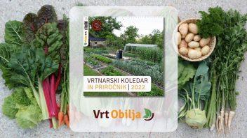 Vrtnarski koledar in priročnik 2022